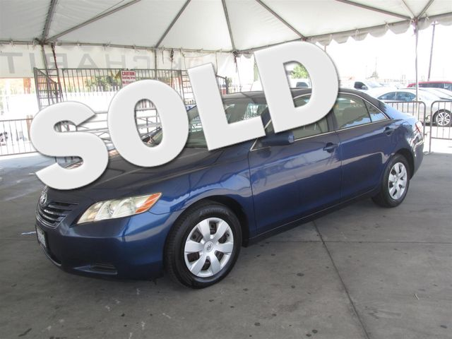 2007 Toyota Camry LE This particular Vehicles true mileage is unknown TMU Please call or e-mai