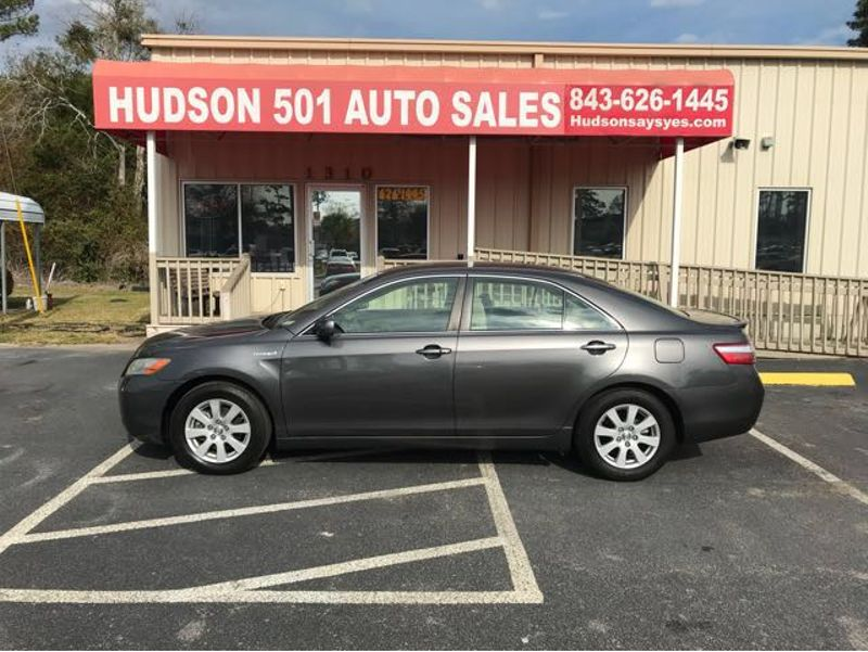 2007 Toyota Camry Hybrid Sedan | Myrtle Beach, South Carolina | Hudson Auto Sales in Myrtle Beach South Carolina