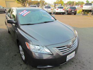 2007 Toyota Camry Hybrid XLE / Navigation / Leather Sacramento, CA 4