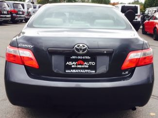 2007 Toyota Camry LE 5-Spd AT LINDON, UT 7