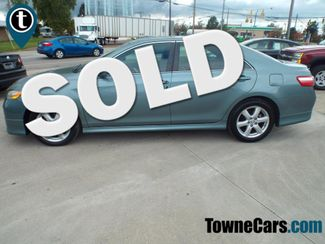 2007 Toyota Camry LE | Medina, OH | Towne Auto Sales in ohio OH