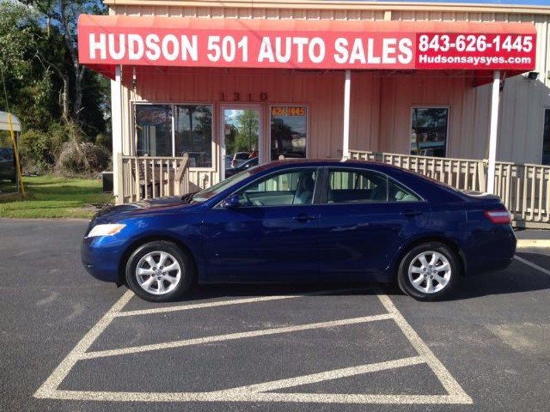 2007 Toyota Camry LE 5-Spd AT in Myrtle Beach South Carolina