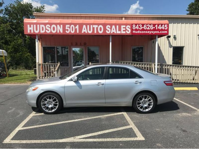 2007 Toyota Camry LE 5-Spd AT | Myrtle Beach, South Carolina | Hudson Auto Sales in Myrtle Beach South Carolina