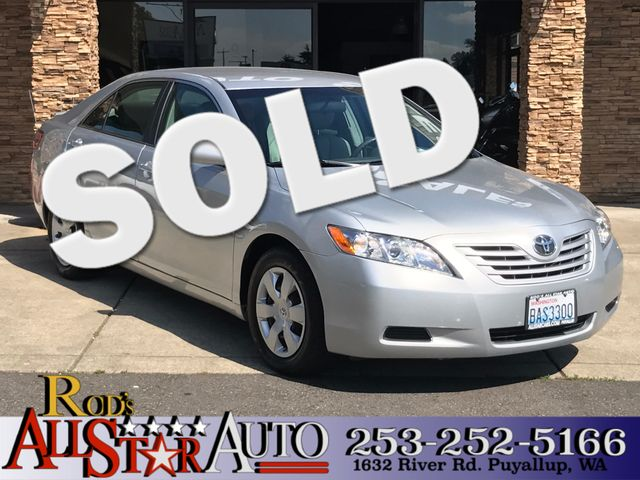 2007 Toyota Camry CE The CARFAX Buy Back Guarantee that comes with this vehicle means that you can