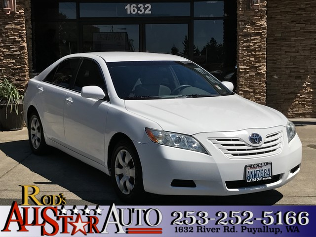 2007 Toyota Camry LE The CARFAX Buy Back Guarantee that comes with this vehicle means that you can