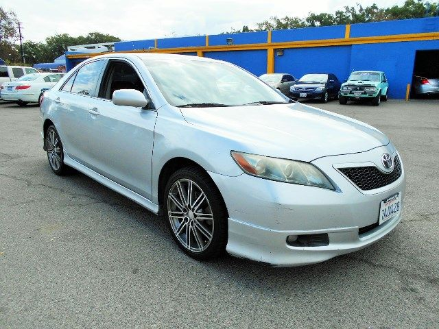 2007 Toyota Camry SE Limited warranty included to assure your worry-free purchase AutoCheck repor