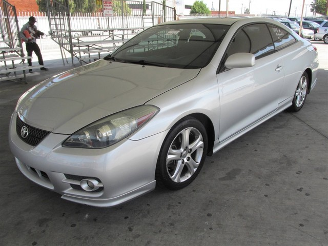 2007 Toyota Camry Solara SE Sport This particular Vehicles true mileage is unknown TMU Please