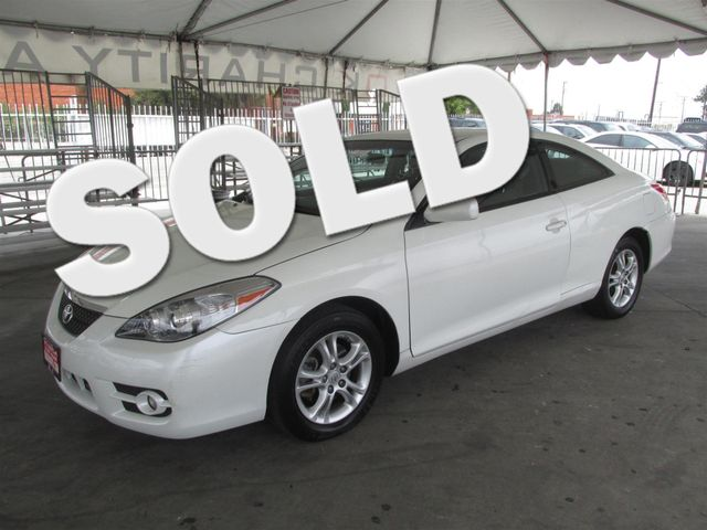 2007 Toyota Camry Solara SE Please call or e-mail to check availability All of our vehicles are