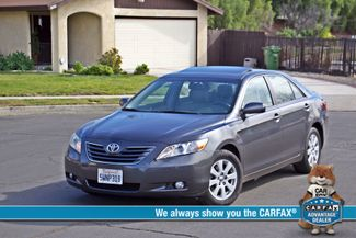 2007 Toyota CAMRY XLE LEATHER SUNROOF ALLOY WHLS NEW TIRES SERVICE RECORDS 1-OWNER Woodland Hills, CA