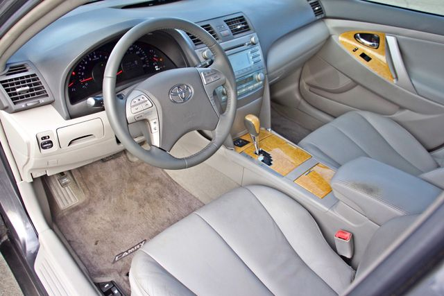 2007 Toyota CAMRY XLE LEATHER SUNROOF ALLOY WHLS NEW TIRES SERVICE RECORDS 1-OWNER Woodland Hills, CA 11