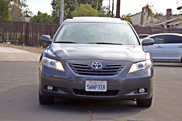2007 Toyota CAMRY XLE LEATHER SUNROOF ALLOY WHLS NEW TIRES SERVICE RECORDS 1-OWNER Woodland Hills, CA 9