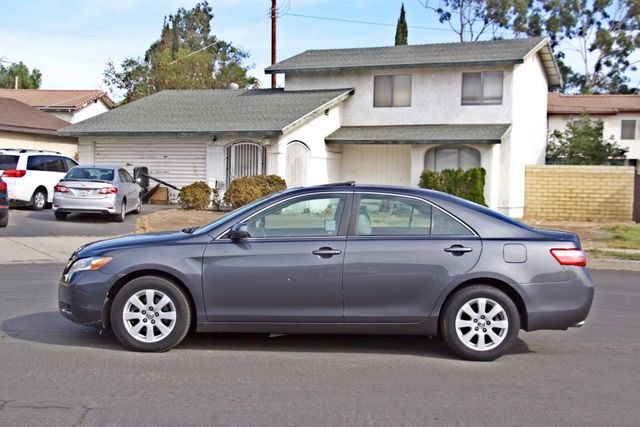 2007 Toyota CAMRY XLE LEATHER SUNROOF ALLOY WHLS NEW TIRES SERVICE RECORDS 1-OWNER Woodland Hills, CA 3
