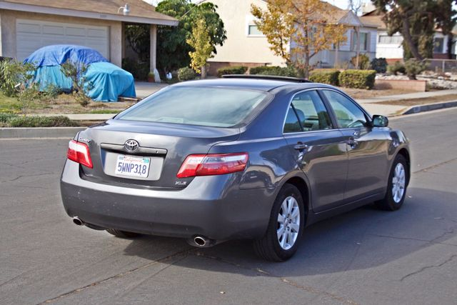 2007 Toyota CAMRY XLE LEATHER SUNROOF ALLOY WHLS NEW TIRES SERVICE RECORDS 1-OWNER Woodland Hills, CA 6