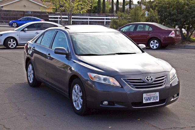 2007 Toyota CAMRY XLE LEATHER SUNROOF ALLOY WHLS NEW TIRES SERVICE RECORDS 1-OWNER Woodland Hills, CA 8