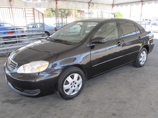 2007 Toyota Corolla CE This particular vehicle has a SALVAGE title Please call or email to check a