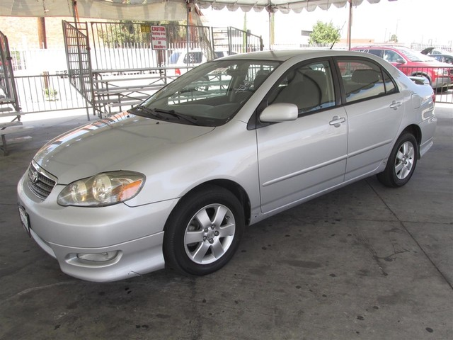 2007 Toyota Corolla S Please call or e-mail to check availability All of our vehicles are avail