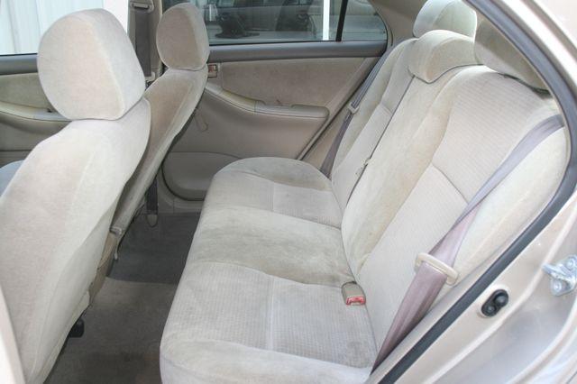 2007 Toyota Corolla CE Houston, Texas 14