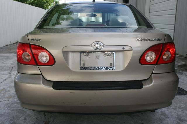 2007 Toyota Corolla CE Houston, Texas 4