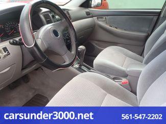 2007 Toyota Corolla CE Lake Worth , Florida 4