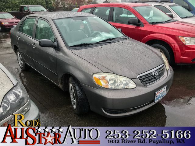 2007 Toyota Corolla S This vehicle is a CarFax certified one-owner used car Pre-owned vehicles ca