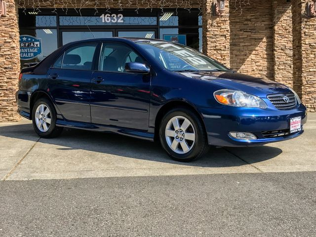 2007 Toyota Corolla S The CARFAX Buy Back Guarantee that comes with this vehicle means that you ca