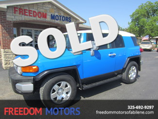 2007 Toyota FJ Cruiser in Abilene Texas