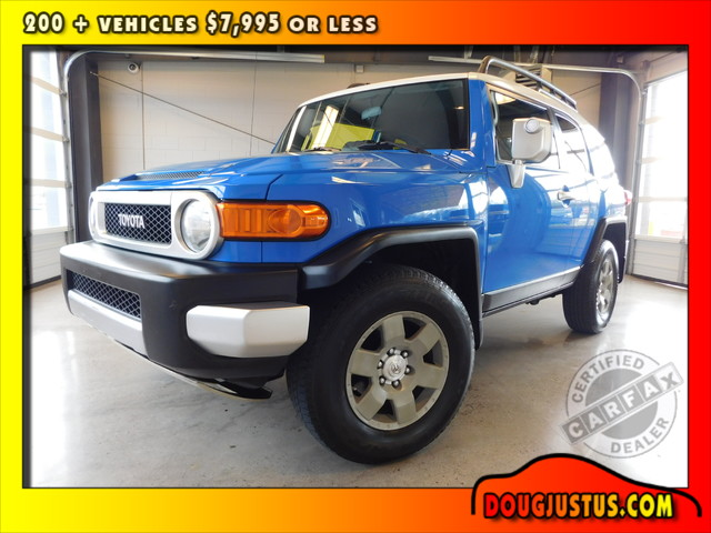 Used toyota fj cruiser for sale in knoxville tn 23 cars for Airport motor mile used cars