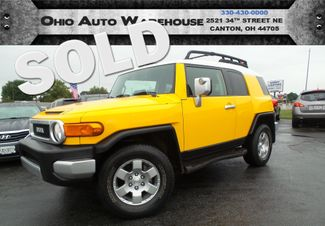 2007 Toyota FJ Cruiser 4x4 V6 1-Owner We Finance | Canton, Ohio | Ohio Auto Warehouse LLC in  Ohio