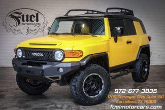 2007 Toyota FJ Cruiser Lifted with Upgrades in Dallas TX