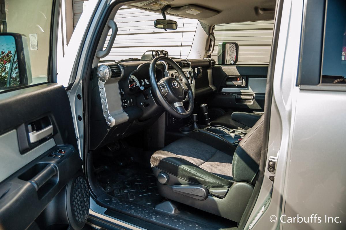 2007 Toyota FJ Cruiser  in Concord, CA