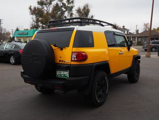 2007 Toyota FJ Cruiser Base Englewood, CO 4