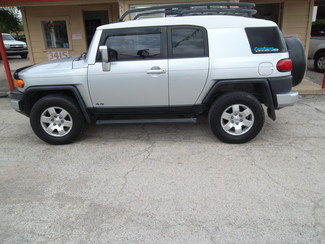 2007 Toyota FJ Cruiser cruiser with extended warranr with in Forth Worth TX