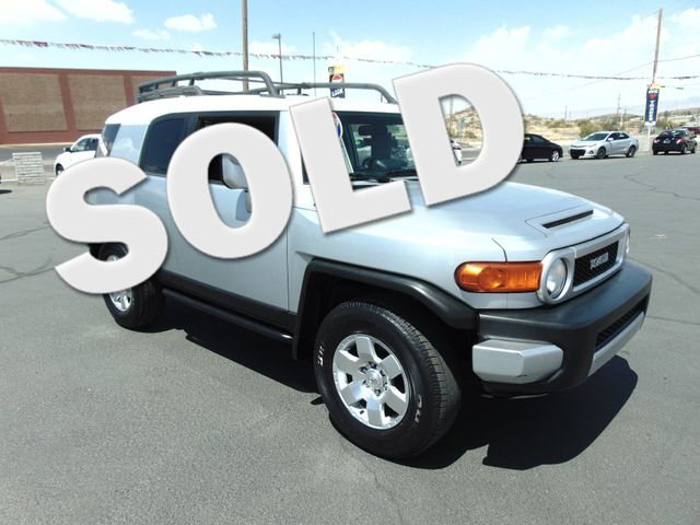 2007 Toyota FJ Cruiser  | Kingman, Arizona | 66 Auto Sales in Kingman Arizona