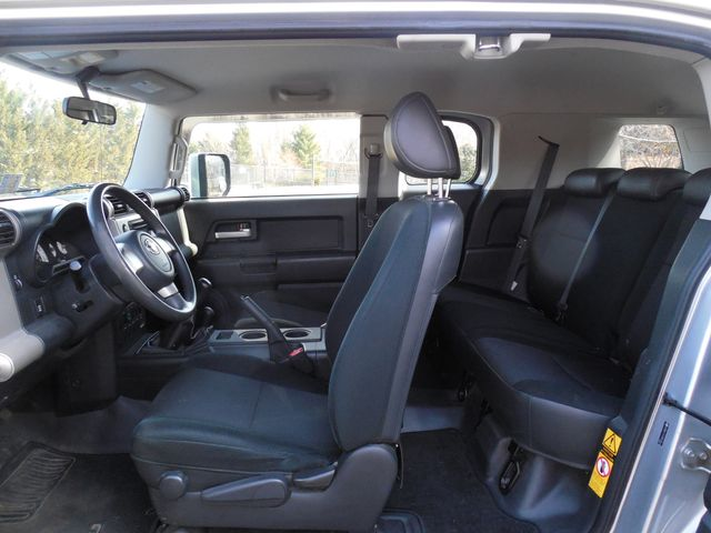 2007 Toyota FJ Cruiser 6-SPEED MANUAL W/OFF ROAD PKG Leesburg, Virginia 20