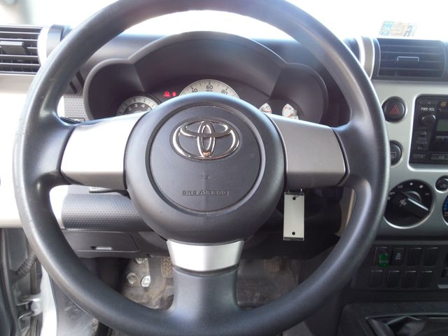 2007 Toyota FJ Cruiser 6-SPEED MANUAL W/OFF ROAD PKG Leesburg, Virginia 32