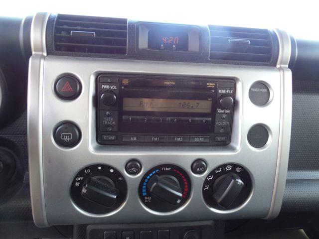 2007 Toyota FJ Cruiser 6-SPEED MANUAL W/OFF ROAD PKG Leesburg, Virginia 42