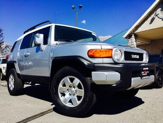 2007 Toyota FJ Cruiser 4WD AT LINDON, UT 40