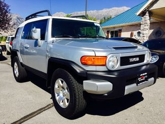 2007 Toyota FJ Cruiser 4WD AT LINDON, UT 41
