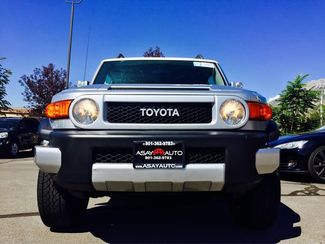 2007 Toyota FJ Cruiser 4WD AT LINDON, UT 54