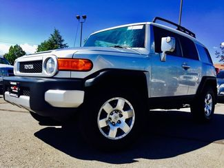 2007 Toyota FJ Cruiser 4WD AT LINDON, UT 10