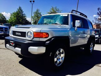 2007 Toyota FJ Cruiser 4WD AT LINDON, UT 12