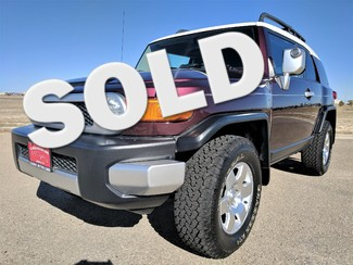 2007 Toyota FJ Cruiser in Lubbock Texas