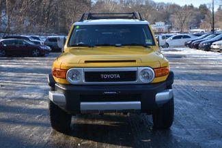2007 Toyota FJ Cruiser Naugatuck, Connecticut 7
