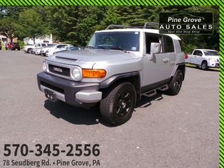 2007 Toyota FJ Cruiser in Pine Grove PA