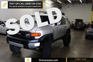 2007 Toyota FJ Cruiser  lifted 4WD | Plano, TX | First Car Automotive Group in Plano, Dallas, Allen, McKinney TX