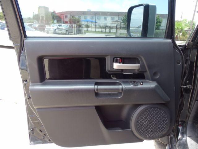 2007 Toyota FJ Cruiser 4WD AT San Antonio , Texas 11