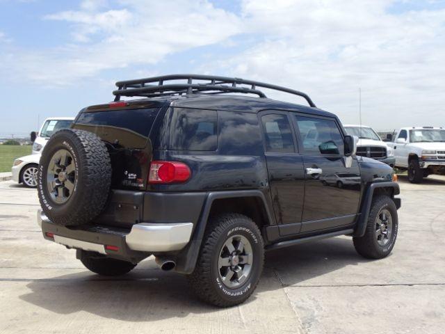 2007 Toyota FJ Cruiser 4WD AT San Antonio , Texas 2