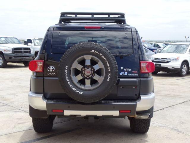 2007 Toyota FJ Cruiser 4WD AT San Antonio , Texas 3