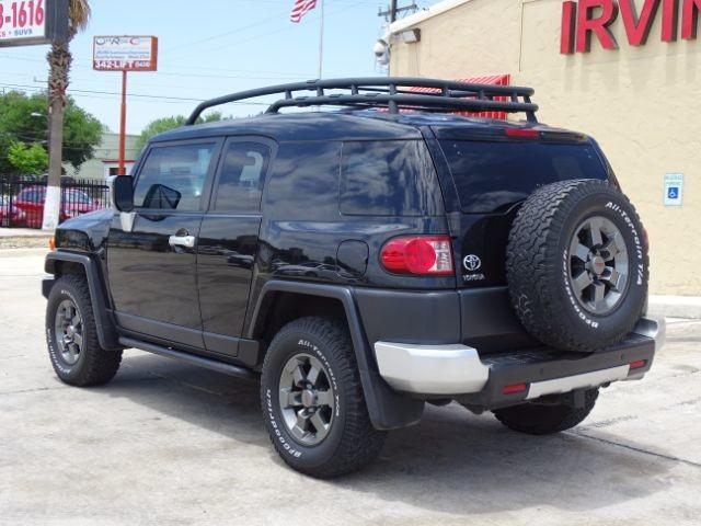 2007 Toyota FJ Cruiser 4WD AT San Antonio , Texas 4