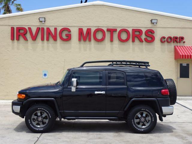 2007 Toyota FJ Cruiser 4WD AT San Antonio , Texas 5